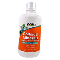 Colloidal Minerals Liquid
