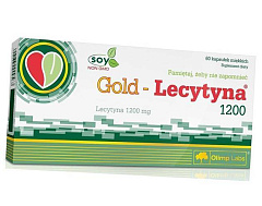 Gold Lecithin (60капс )