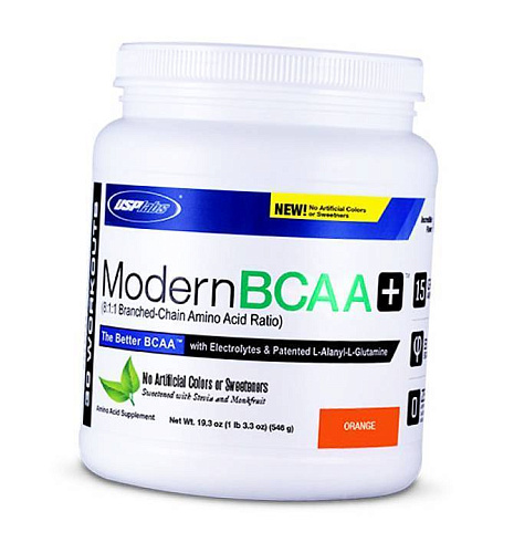 Modern BCAA Plus Powder Stevia