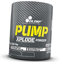 Предтрен Pump Xplode Powder