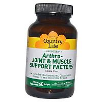 Joint & Muscle Support Factors