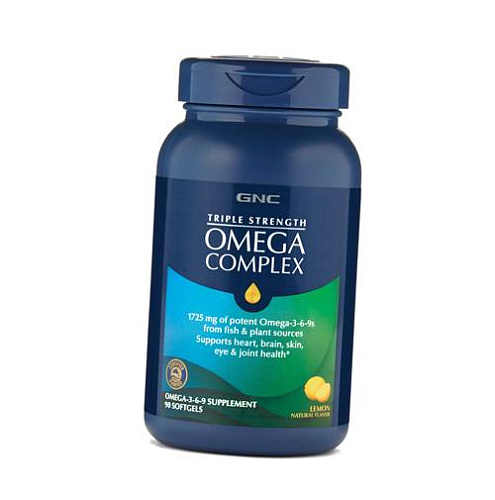 Omega Complex Triple Strength