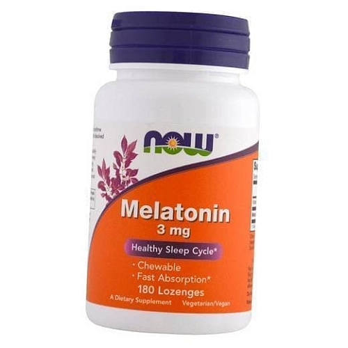 Melatonin 3 Lozenges