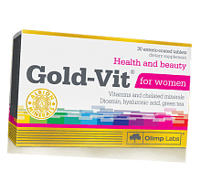 Gold-Vit for women