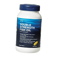Double Strength Fish Oil