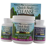Quick Body Cleanse