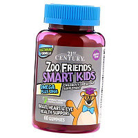 Zoo Friends Smart Kids Omega Plus DHA