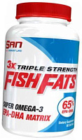 Triple Strength Fish Fats