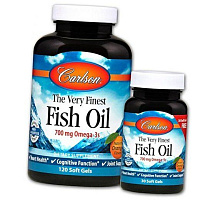 Fish Oil от магазина Foods-Body.ua
