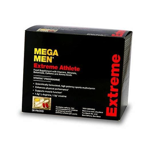 Mega Men Extreme Athlete