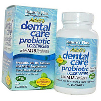 Adult Dental Care Probiotic with M18