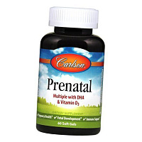 Prenatal with DHA & Vitamin D3
