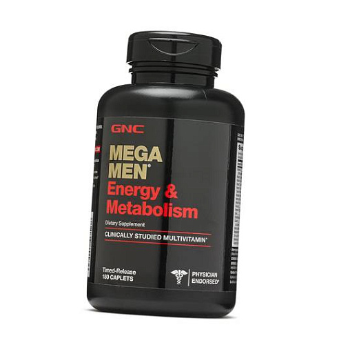 Mega Men Energy & Metabolism