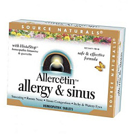 Allercetin Allergy & Sinus от магазина Foods-Body.ua