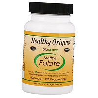Methyl Folate 800 Healthy Origins